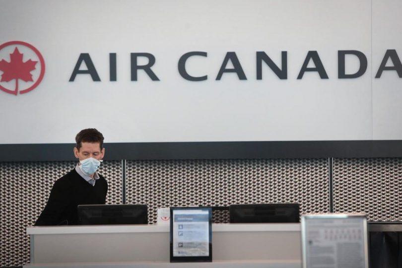 Air Canada-arbejdere til at modtage indkomstpåfyldning