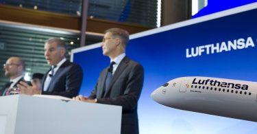 Ny ansvarsfordeling til Lufthansa Executive Board annonceret