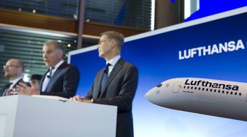 Հայտարարվեց Lufthansa- ի Գործադիր խորհրդի պարտականությունների նոր բաշխման մասին