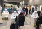 مطار موسكو شيريميتيفو: وقف استيراد وانتشار COVID-19