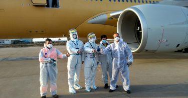 एयरबस COVID-19 पर्यावरण में उत्पादन दरों को बढ़ाता है