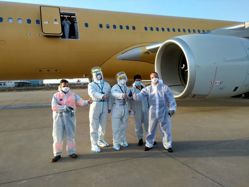 Airbus adapts production rates in COVID-19 environment