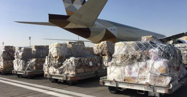 Etihad expands passenger freighter coverage to Asia, Australia and Europe