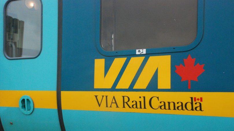 VIA Rail Montréal-medarbejder tester positivt for COVID-19