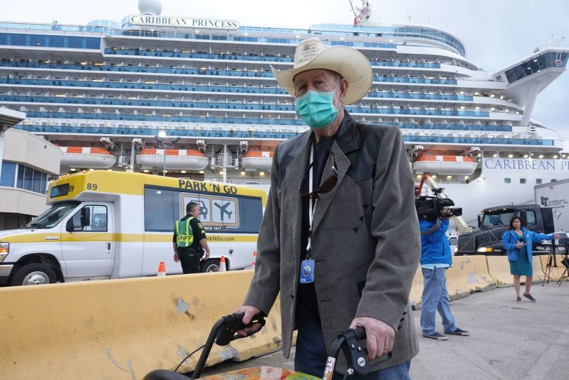 Centers for Disease Control: No Sail Order extended for all cruise ships