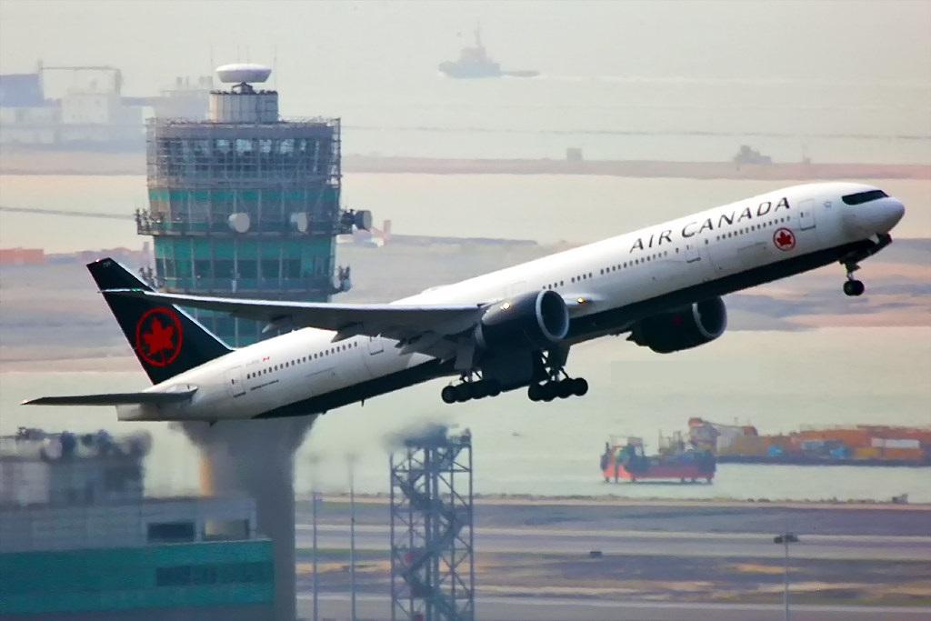 Air Canada mijenja svoje zrakoplove 777-300ER za prijevoz tereta u putničkoj kabini
