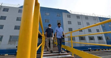 Singapore noves migrant workers to 'accommodation vessels' docked in restricted area