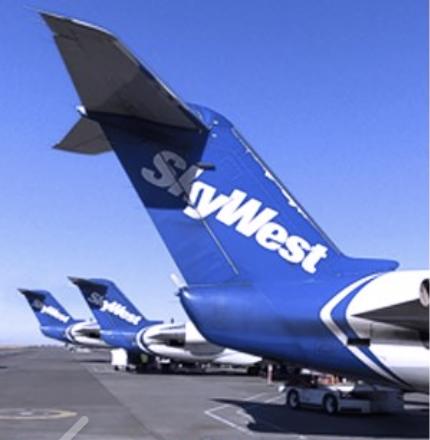 SkyWest merr 438 milion dollarë ndihmë për listën e pagave sipas CARES Act
