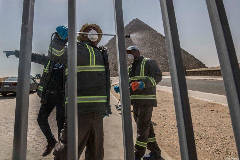 Το COVID-19 κοστίζει τον τουρισμό της Αιγύπτου 1 δισεκατομμύριο δολάρια το μήνα