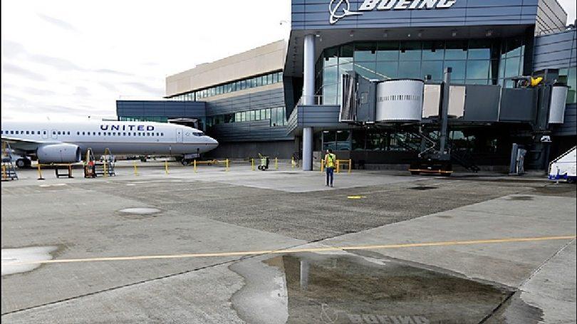 बोइंग 50 की पहली तिमाही में 2020 वाणिज्यिक विमान वितरित करता है