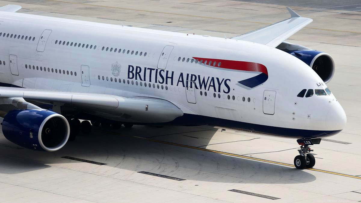 British Airways will say good bye to 36,000 staff