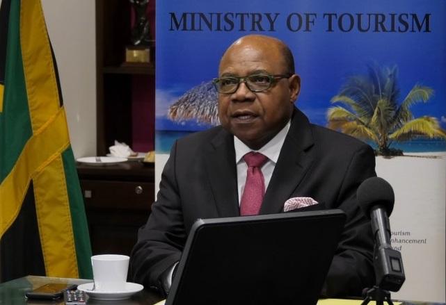Jamaikan ministeri Bartlett keskustelee COVID-19-matkailun vaikutuksista