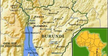 Dievas myli Burundį, kad likusi Afrika galėtų užsikrėsti virusu?