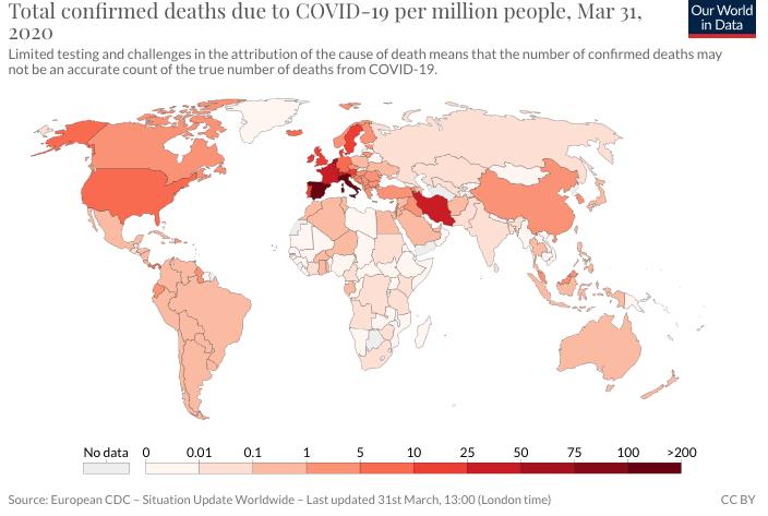 It risiko op stjerre op Coronavirus? Switserske ûndersyksresultaten fertelle de wierheid