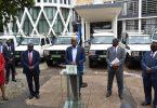 Немачка донира мобилне лабораторије за борбу против Цовид-19 у источној Африци