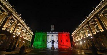 Italien in Zeiten der COVID-19-Coronavirus-Pandemie