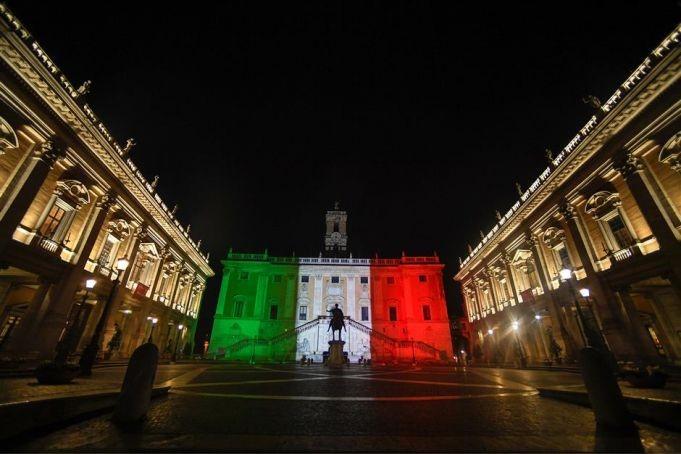 ایتالیا در زمان شیوع ویروس کرونا ویروس COVID-19
