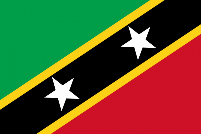 St. Kitts sy Nevis: Fanavotana roa COVID-19