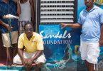 Фондација сандали: Деценија на соочување со Карибите