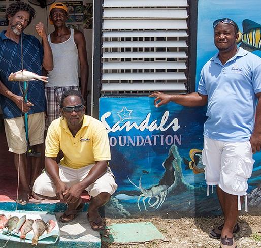 सैंडल फाउंडेशन: ए डिकेड ऑफ फेसिंग द कैरेबियन
