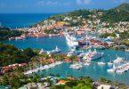 Grenada under fuld lockdown: intensiverer COVID-19-svaret