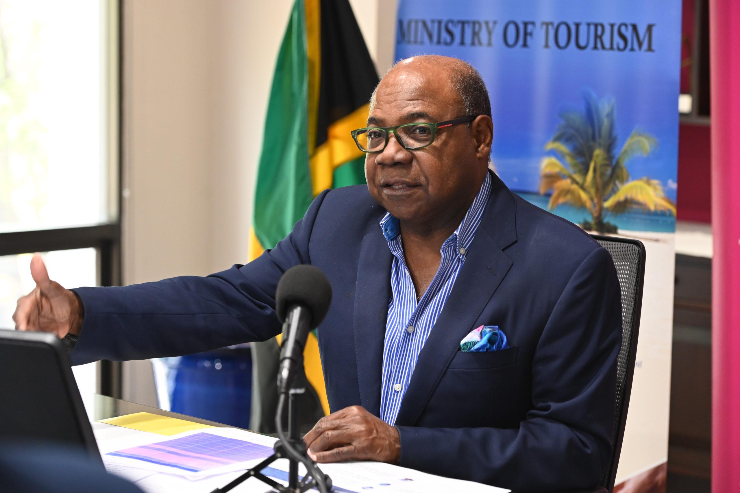 Minister Bartlett Announces 6-Month Moratorium on Tourism Licenses