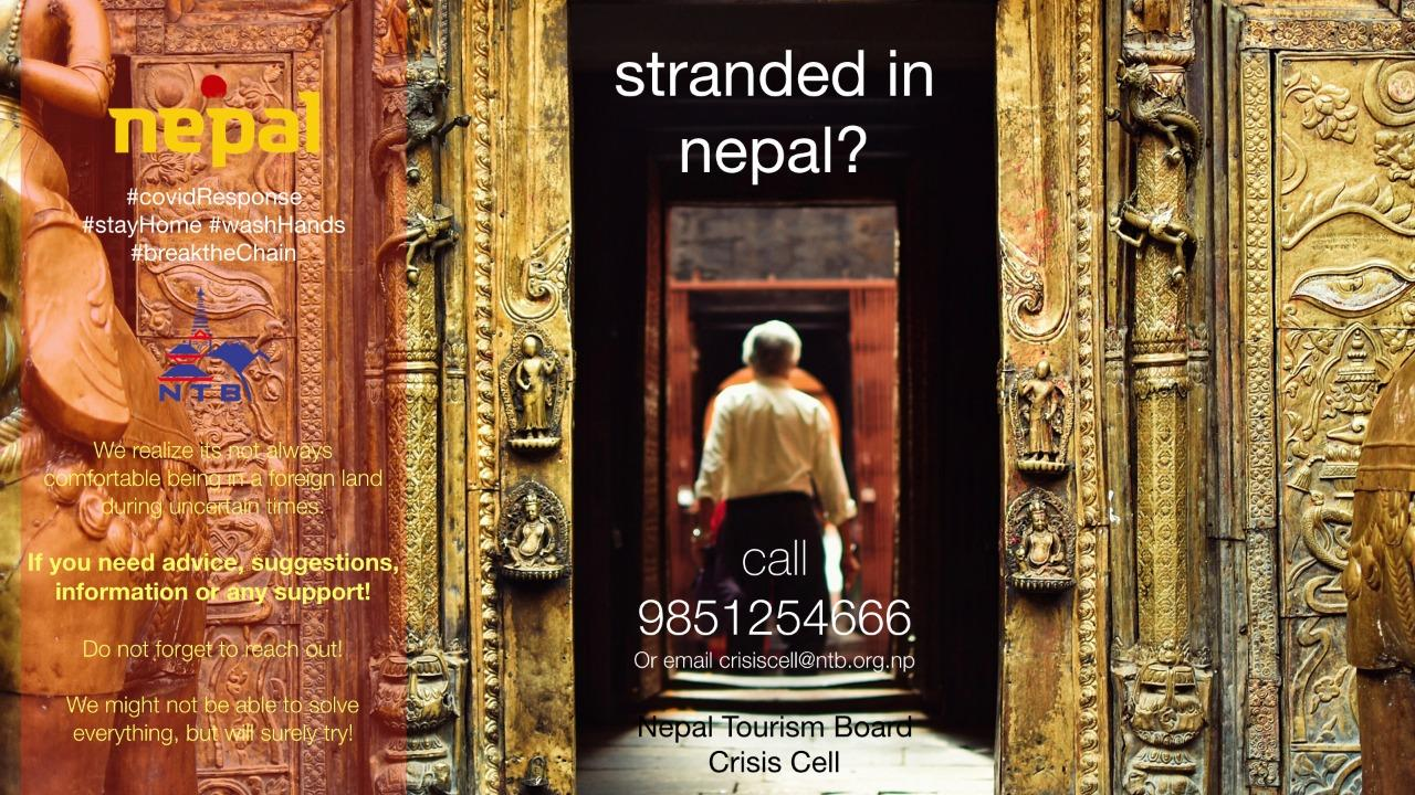 Nepal Tourism Board rescued 1721 tourists
