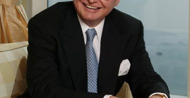 Hospitality World menettää valtiomiehet Eric Waldburgerin