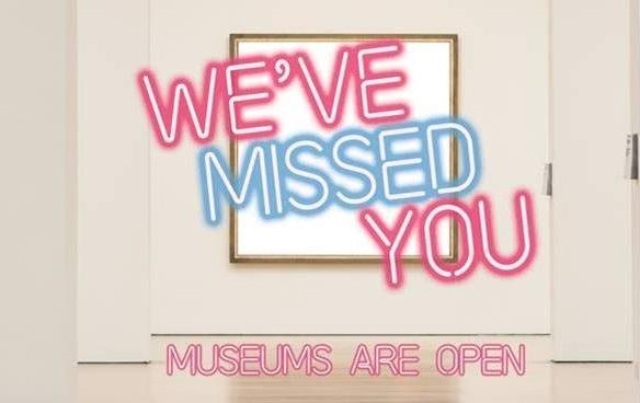 Kami merindukan Anda: Brussels membuka kembali museumnya