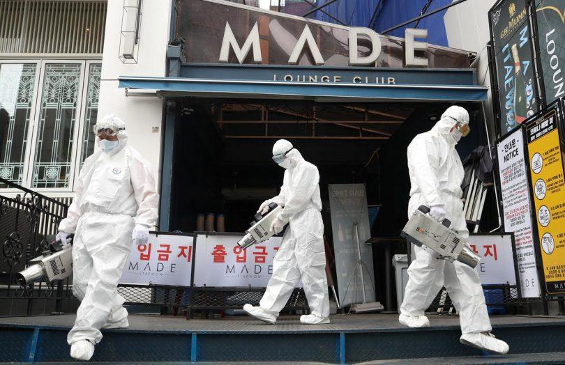 صنعت زندگی شبانه می خواهد به دلیل شیوع COVID-19 در کره جنوبی جرم شناخته نشود