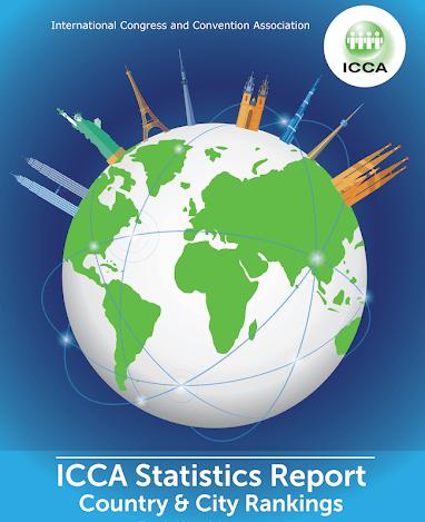 چهار مقصد BestCities در ده رتبه برتر ICCA در سراسر جهان قرار دارند