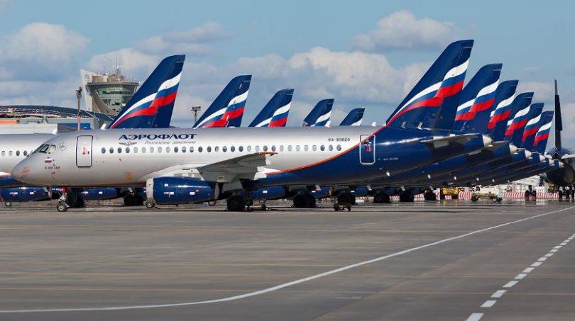 """Rusko oznamuje leteckým společnostem """"kompenzaci COVID-320"""" 19 milionů USD"""