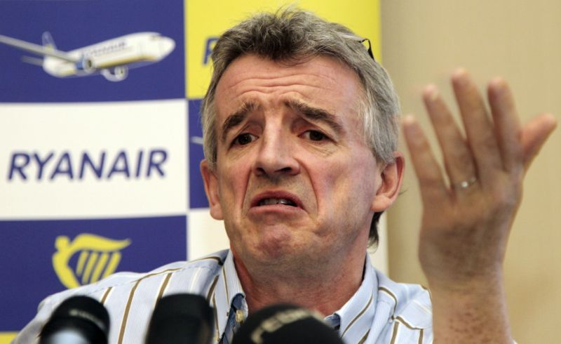 Ryanair's O'Leary: UK response to COVID-19 is 'idiotic'