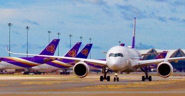La aviación mundial en crisis