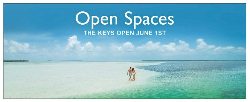 گردشگری Florida Keys پیش از تاریخ بازگشایی 1 ژوئن از کمپین جدید رونمایی می کند