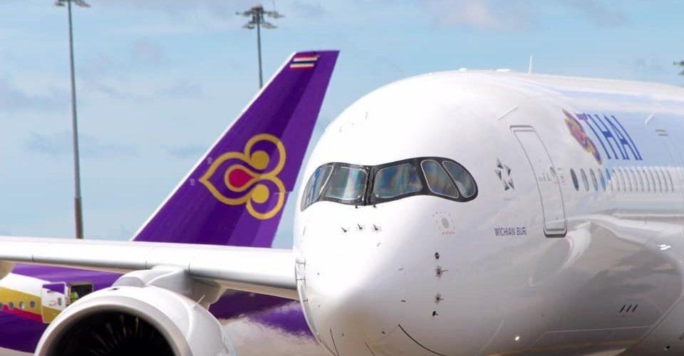 Qeveria Thai shet aksione në Thai Airways