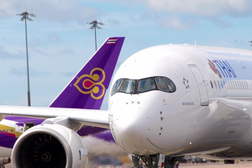 Thai government sells shares in Thai Airways