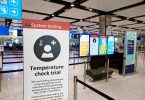Temperature screening equipment tested at Heathrow Airport