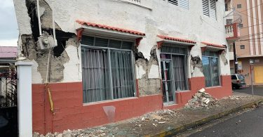 Snažan potres pogodio je Portoriko