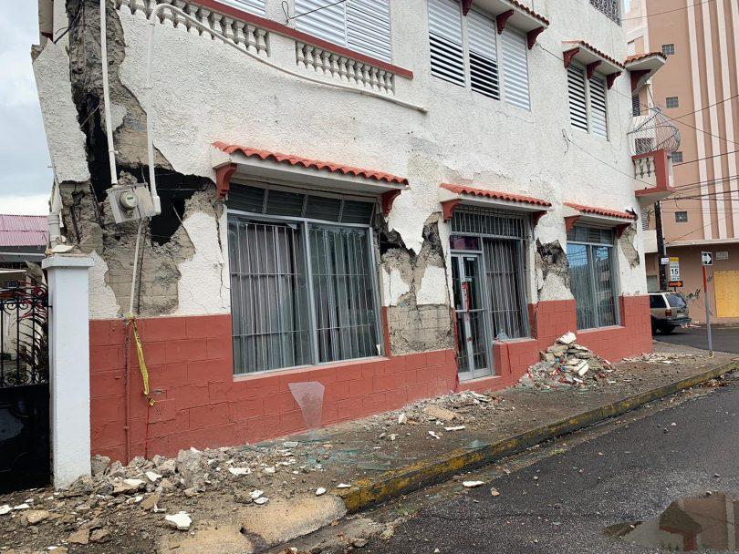 Ισχυρός σεισμός χτυπά το Πουέρτο Ρίκο