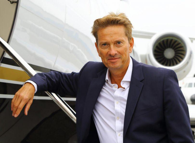 مدیر عامل Luxaviation انگلستان بازنشستگی را اعلام کرد
