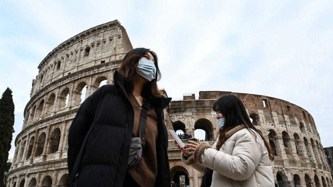 A Itália se prepara para reiniciar os fluxos de turismo à medida que as preocupações com COVID-19 estão diminuindo