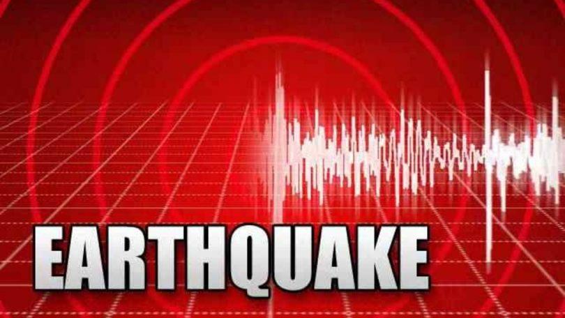 Grande terremoto abala a ilha grega de férias em Creta