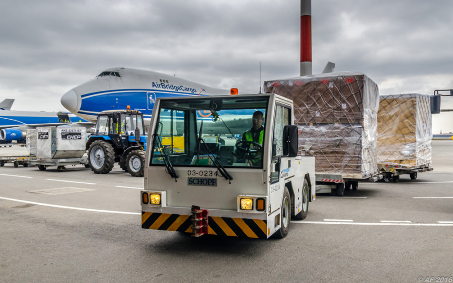 Moscow Sheremetyevo Airport: Cargo traffic increased sharply in April and May