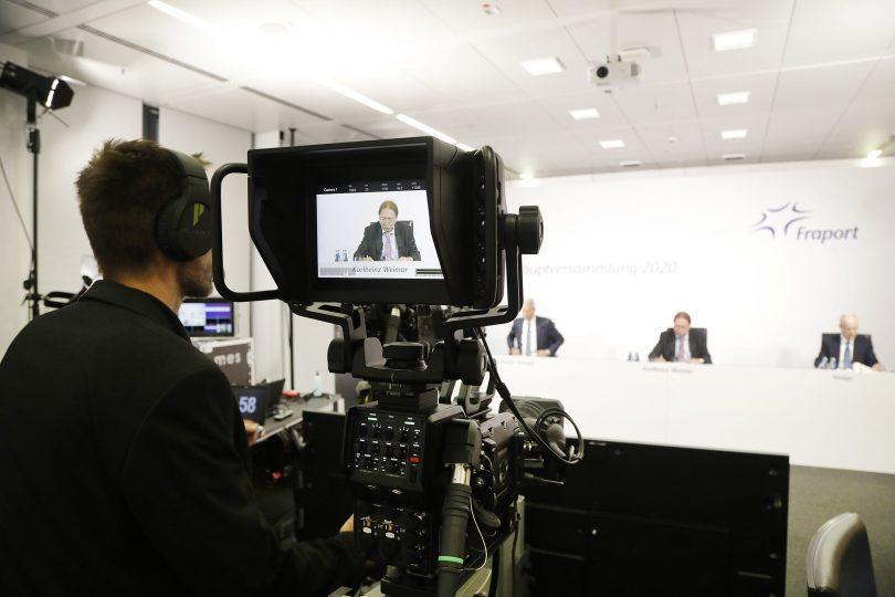 Fraport AGM 2020: سهامداران کلیه موارد دستور کار را تصویب می کنند