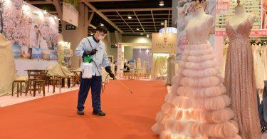 Hongkongské kongresové a výstavní centrum je připraveno přivítat akce zpět