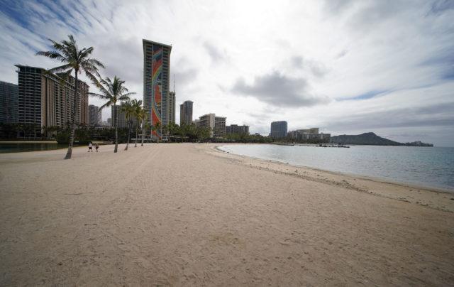 هتل های هاوایی کاهش چشمگیر درآمد و اشغال را گزارش می دهند