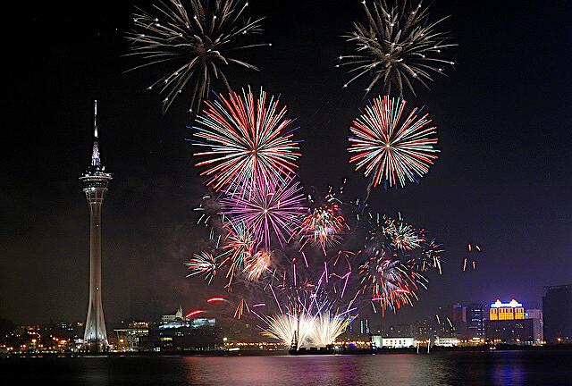 Macaon matkailu peruuttaa kansainvälisen ilotulituskilpailun COVID-19: n vuoksi