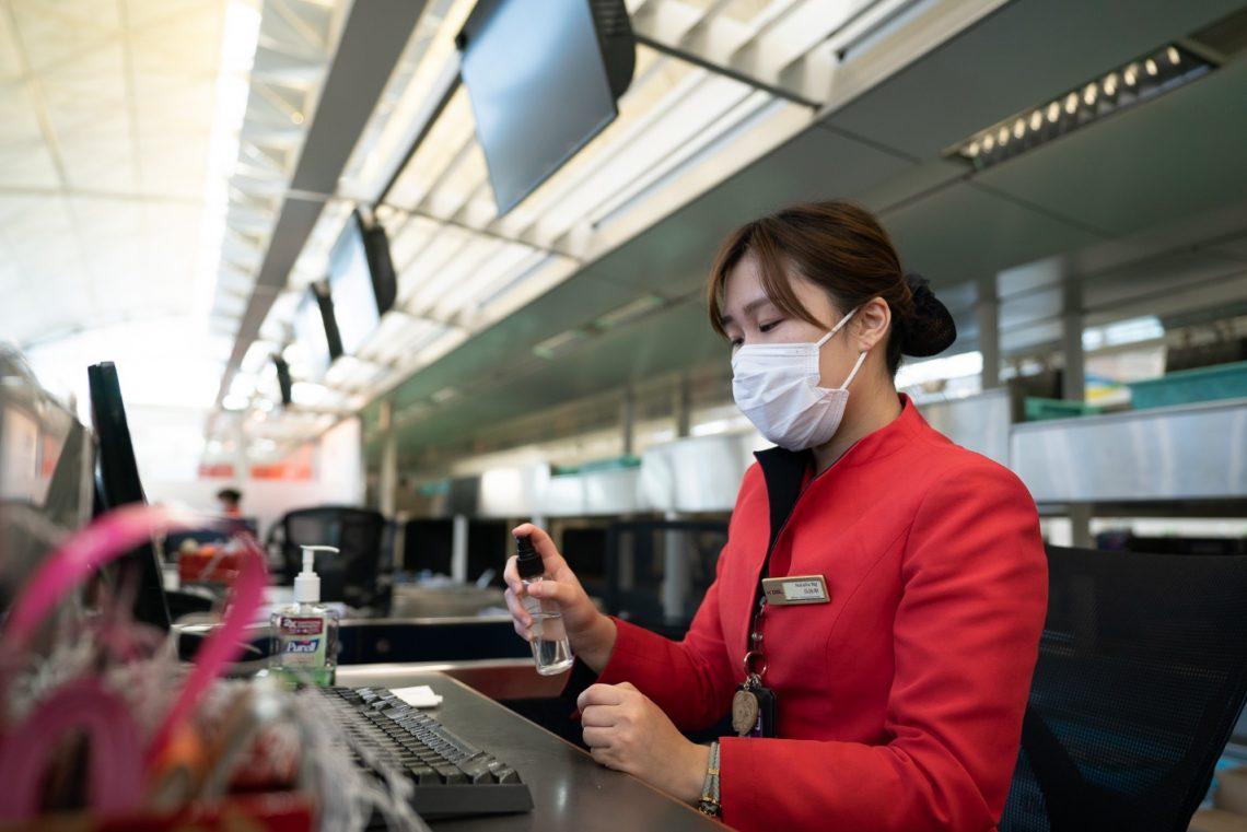 Hong Kong Airlines: Sekureco unue