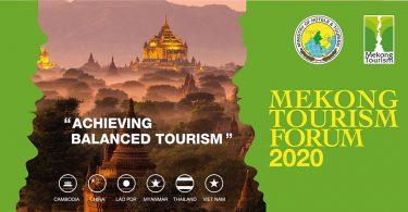 I whakamutua a Mekong Tourism Huihuinga tae atu ki te Hui-tanguru 2021